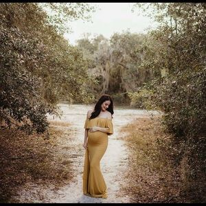 Sew Trendy Maternity Dress - Colbie Gown